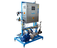 SLES Mixing and Dilution Unit